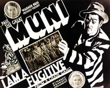 Poster of I am a Fugitive From a Chain Gang Poster and Photo