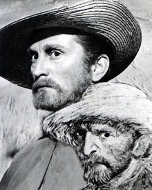 Kirk Douglas in Lust For Life Poster and Photo