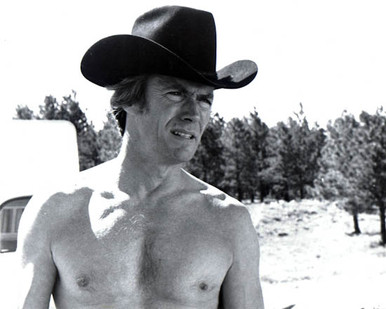 Clint Eastwood in Every Which Way But Loose Poster and Photo