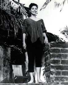 Ava Gardner in The Night of the Iguana Poster and Photo
