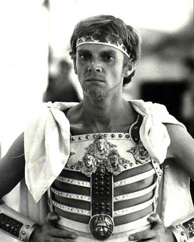 Malcolm McDowell in Caligula (1979) Poster and Photo