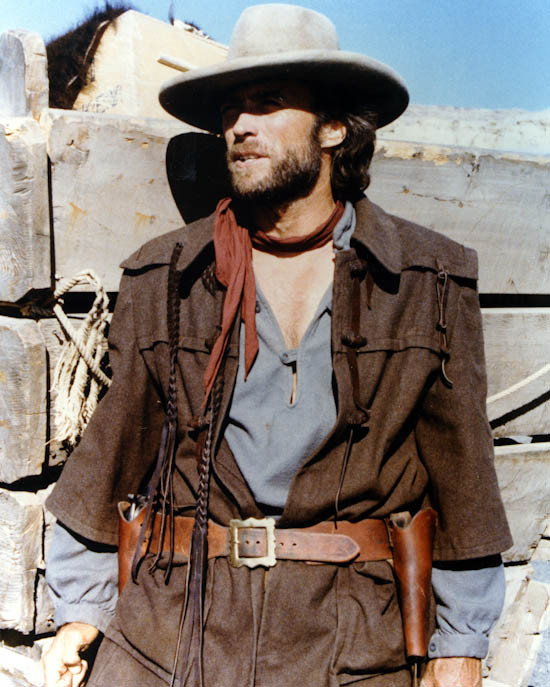 Clint Eastwood in The Outlaw Josey Wales Poster and Photo 1cbaa839300