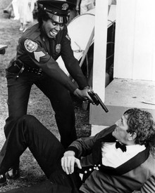 Marion Ramsey in Police Academy 3: Back in Training Poster and Photo