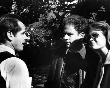 Jack Nicholson & Art Garfunkel in Carnal Knowledge Poster and Photo