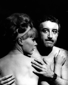 Peter Sellers & Elke Sommer in A Shot in the Dark Poster and Photo