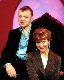Graham Norton & Maria McErlane in Carnal Knowledge (1996) Poster and Photo