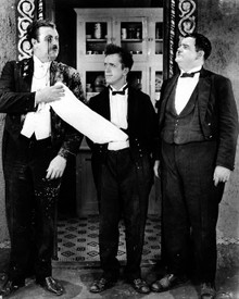 Stan Laurel & Oliver Hardy Photograph and Poster - 1024356 Poster and Photo