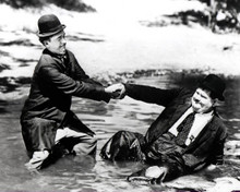 Stan Laurel & Oliver Hardy in The 6th Day aka The Sixth Day (Laurel & Hardy) Poster and Photo