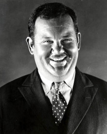 Oliver Hardy Poster and Photo