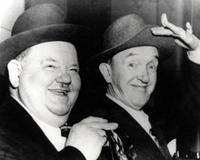 Stan Laurel & Oliver Hardy Poster and Photo