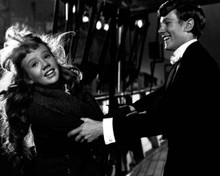 Hayley Mills & Michael Anderson Jr. in In Search of the Castaways Poster and Photo