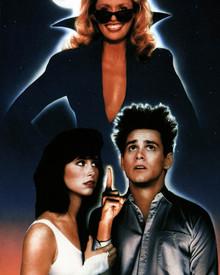 Jim Carrey & Lauren Hutton in Once Bitten aka Mordiscos Peligrosos Poster and Photo