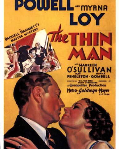Poster of The Thin Man Poster and Photo