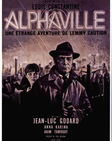 Poster of Alphaville aka Dick Tracy on Mars Poster and Photo