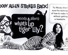 Poster of What's Up, Tiger Lily? Poster and Photo