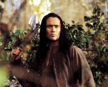 Mark Dacascos in Brotherhood of the Wolfe Poster and Photo