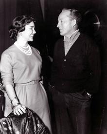 Bing Crosby & Kathy Grant Poster and Photo