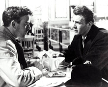 Dirk Bogarde & Donald Churchill in Victim Poster and Photo