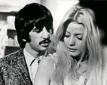Ringo Starr & Ewa Aulin in Candy Poster and Photo