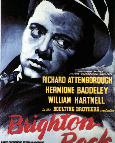 Poster of Young Scarface aka Brighton Rock Poster and Photo