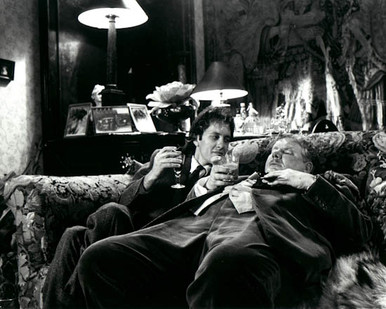 Richard E. Grant & Richard Griffiths in Withnail and I Poster and Photo