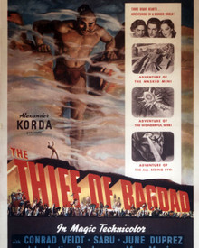 Poster of The Thief of Bagdad (1940) Poster and Photo
