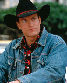 Woody Harrelson in The Cowboy Way Poster and Photo