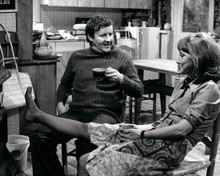 Richard Briers & Felicity Kendal Photograph and Poster - 1026935 Poster and Photo