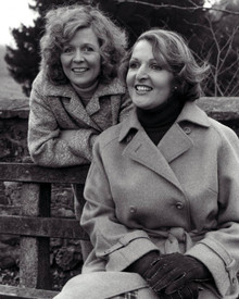 Penelope Keith & Angela Thorne in To the Manor Born Poster and Photo