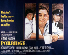 Poster & Richard Beckinsale in Porridge Poster and Photo