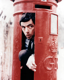 Rowan Atkinson in Mr. Bean Poster and Photo