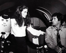 Robert Hays & Julie Hagerty in Airplane Poster and Photo