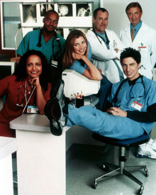 Cast of Scrubs Poster and Photo