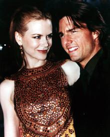 Tom Cruise & Nicole Kidman Poster and Photo