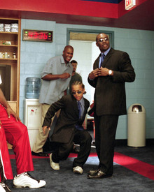 Lil' Bow Wow & Morris Chestnut in Like Mike Poster and Photo