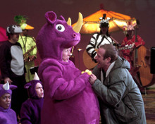 Edward Norton in Death To Smoochy Poster and Photo
