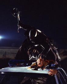 Jonathan Breck & Jon Beshara in Jeepers Creepers Poster and Photo