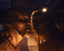 Jonathan Breck & Gina Philips in Jeepers Creepers Poster and Photo