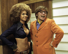 Mike Myers & Beyonce Knowles in Austin Powers in Goldmember Poster and Photo