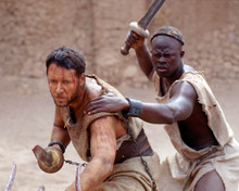 Russell Crowe & Djimon Hounsou Photograph and Poster - 1027871 Poster and Photo