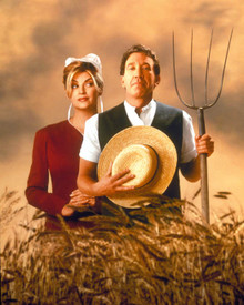 Kirstie Alley & Tim Allen in For Richer Or Poorer Poster and Photo