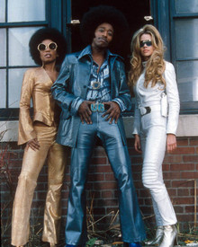 Eddie Griffin & Aunjanue Ellis in Undercover Brother Poster and Photo