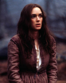 Winona Ryder in The Crucible Poster and Photo