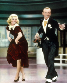 Fred Astaire & Ginger Rogers Poster and Photo
