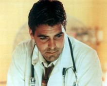 George Clooney in ER aka E.R. Poster and Photo