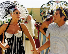 Monica Bellucci & Alain Chabat in Asterix & Obelix: Mission Cleopatra Poster and Photo
