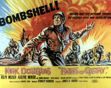 Poster of Paths of Glory Poster and Photo