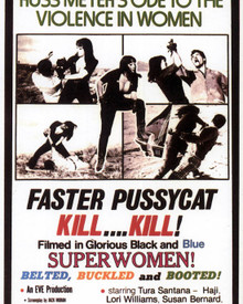 Poster of Faster, Pussycat! Kill! Kill! Poster and Photo