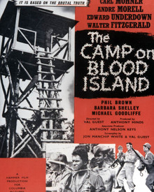 Poster of The Camp on Blood Island Poster and Photo