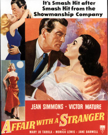 Poster & Jean Simmons Photograph and Poster - 1028766 Poster and Photo